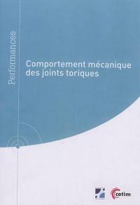 Comportement mécanique des joints toriques