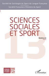 Sciences sociales et sport. n° 13,