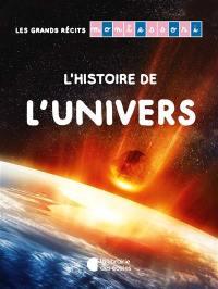 L'histoire de l'univers