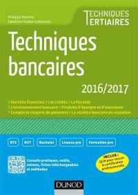 Techniques bancaires 2016-2017