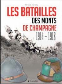 Les batailles des monts de Champagne