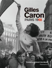 Gilles Caron, Paris 1968