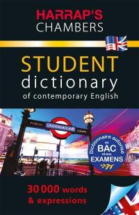 Student dictionary of contemporary English : 30.000 words & expressions