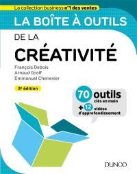La boîte à outils de la créativité