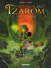 L'honneur des Tzarom. Volume 2, Le théorème de l'exfiltration
