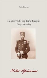 La guerre du capitaine Jacques