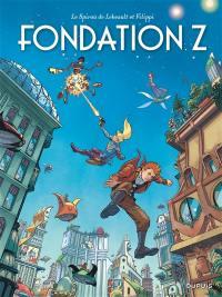Le Spirou de..., Fondation Z