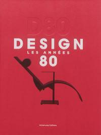 D80 : design, les années 80