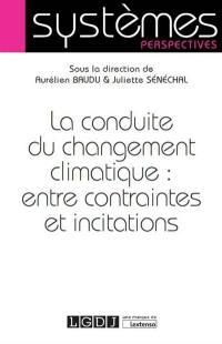 La conduite du changement climatique