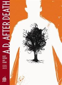 A.D. after death : un roman graphique américain