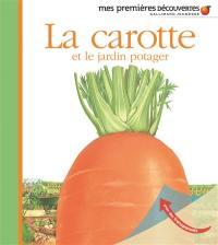 La carotte et le jardin potager