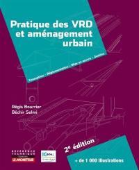 Pratique des VRD et aménagement urbain