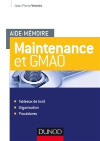 Maintenance et GMAO