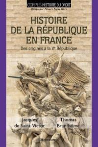 Histoire de la République en France