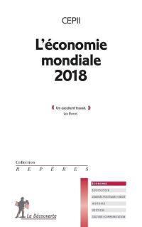 L'économie mondiale 2018