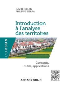 Introduction à l'analyse des territoires