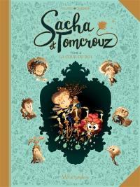 Sacha et Tomcrouz. Volume 2, La cour du roi