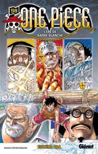 One Piece. Volume 58, L'ère de Barbe blanche