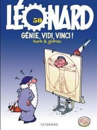 Léonard. Volume 50, Génie, vidi, vici !