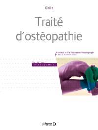 Traité d'ostéopathie