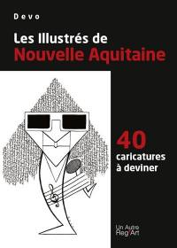 Les illustrés de Nouvelle-Aquitaine