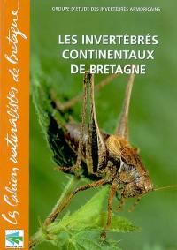 Les invertébrés continentaux de Bretagne