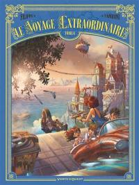 Le voyage extraordinaire. Volume 4,