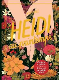 Heidi au printemps