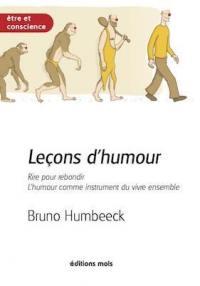 Leçons d'humour : rire pour rebondir, l'humour comme instrument du vivre ensemble