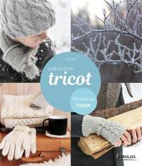 Créations tricot : ambiance hygge