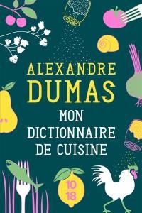 Mon dictionnaire de cuisine