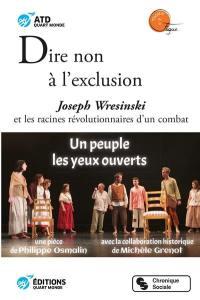 Dire non à l'exclusion