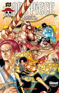 One Piece. Volume 59, La fin de Portgas D. Ace
