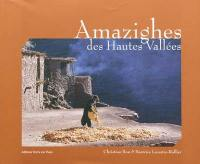 Amazighes des hautes vallées