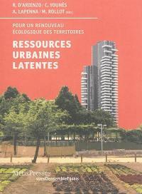Ressources urbaines latentes