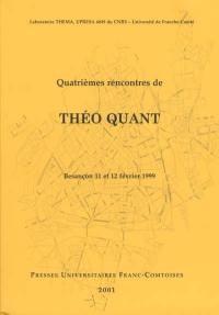 Quatrièmes rencontres de Théo Quant