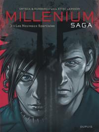 Millénium saga. Volume 2, Les nouveaux spartiates