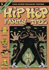 Hip-hop family tree. Volume 3, 1983-1984