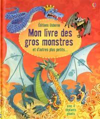 Mon livre des gros monstres