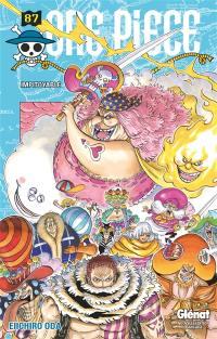 One Piece. Volume 87, One Piece