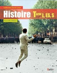 Histoire, terminale L, ES, S