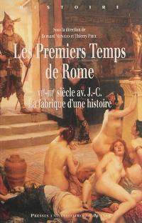 Les premiers temps de Rome