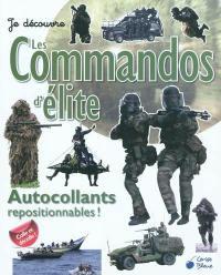 Les commandos d'élite : autocollants repositionnables !