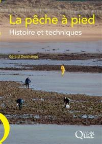 La pêche à pied : histoire et techniques