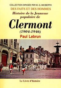 Histoire de la Jeunesse populaire de Clermont