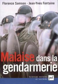 Malaise dans la gendarmerie