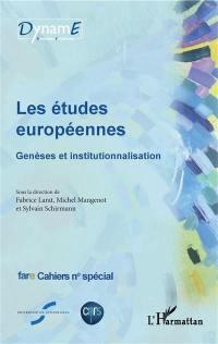 Les études européennes