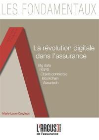 La révolution digitale dans l'assurance