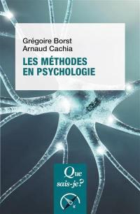 Les méthodes en psychologie