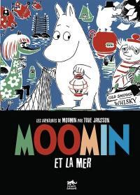 Les aventures de Moomin, Moomin et la mer